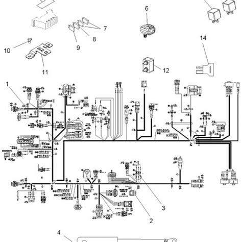 polaris outlaw 50 wiring diagram polaris predator 50
