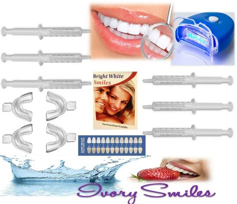 teeth whitening strong quality gel  home dental whitener
