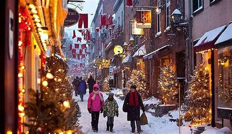 Most Picturesque Towns In Usa by Top 5 Cities In Canada For Christmas Holidays 2017