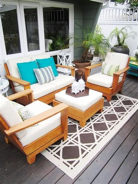 deck furniture ideas 4 porch decorating ideas that are budget friendly quot deal