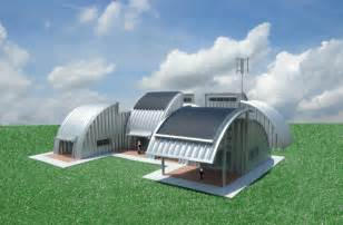 Original earth sheltered quonset hut especially different home