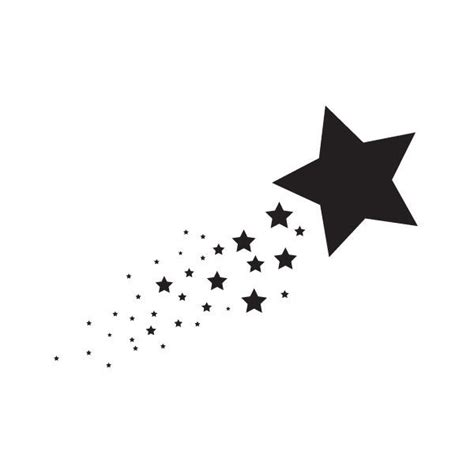 the 25 best shooting star tattoos ideas on pinterest