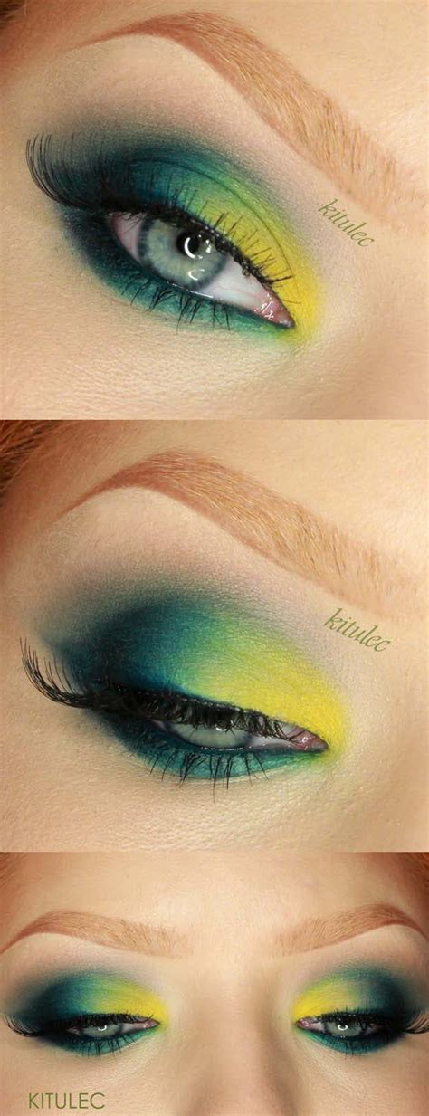 i see that look in your eyes house music 50 perfect makeup tutorials for green eyes the goddess