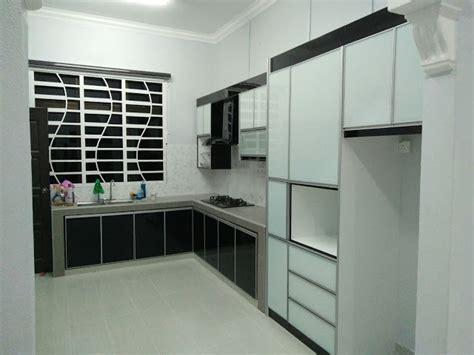 Kabinet Dapur Rumah Kabinet Dapur Rumah Banglo Kelantan Kabinet Dapur