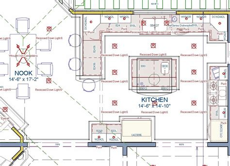 kitchen remodeling floor plans artisan builders kitchen remodel projects