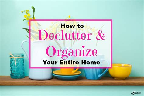 how to declutter your home how to declutter your home