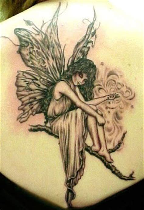 tattoo angel butterfly high voltage la ink butterfly angel tattoos