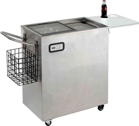 Stainless Steel Patio Cooler by Avanti Orc2519ss Portable Outdoor Beverage Cooler