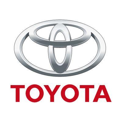 Toyota Logo 3d toyota 3d vector logo free