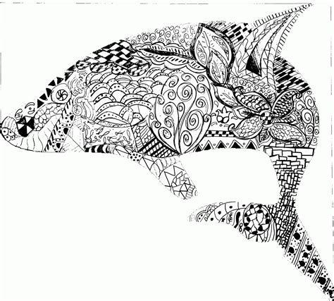 mosaic coloring pages  animals coloring home