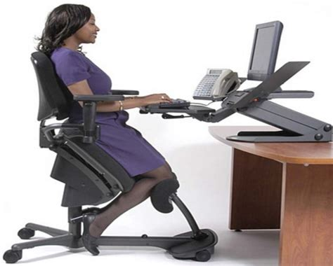 kneeling posture chair proper office chair posture home design ideas
