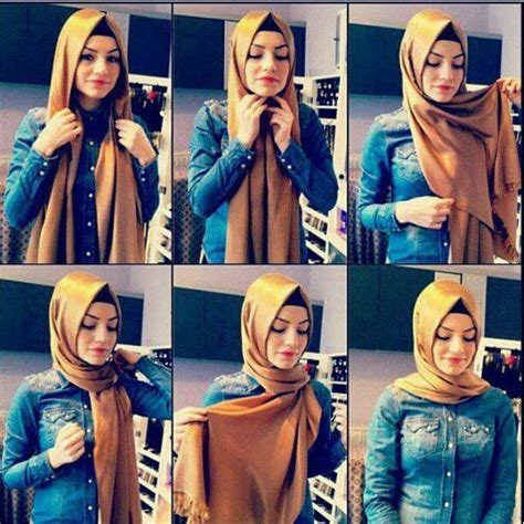 hijab tutorial everyday simple hijab 2014 how to wear a hijab in style 12 tricks