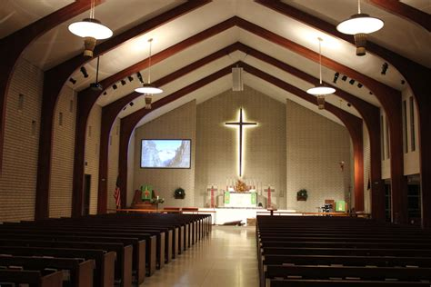 lighting systems for churches