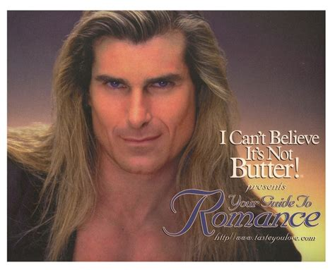 Kaos Icant I Will Believe That New fabio mouse pad for quot i can t believe it s not butter quot a