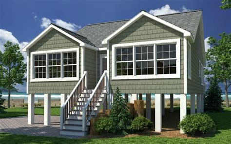 coastal cottage coastal cottage modular home floor plan
