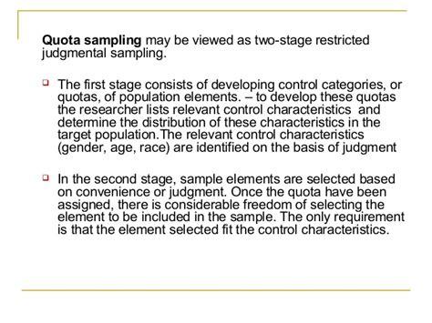 quota design definition 2 sling design 1