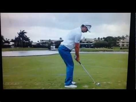 justin rose swing justin rose swing analysis golf videos from around the