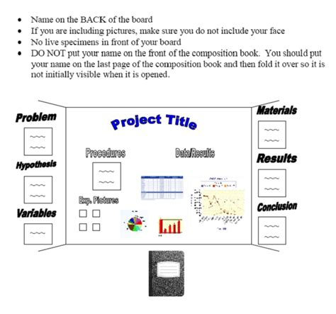 science fair board template science fair board template 28 images science fair