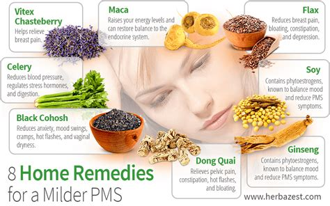 treatment for mood swings during period 8 home remedies for a milder pms herbazest