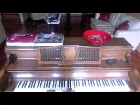 tutorial piano one and only adele one and only piano tutorial youtube