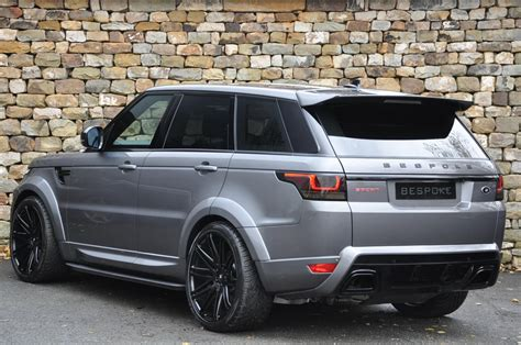 land rover bespoke used 2016 land rover range rover sport for sale in