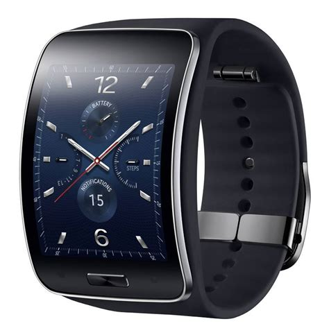 samsung gear s introduces curved screens to smartwatches ablogtowatch