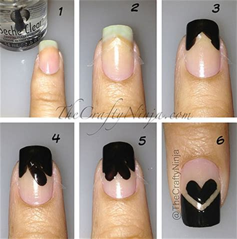 tutorial nail art step by step simple nail art tutorials step by step for beginners learners
