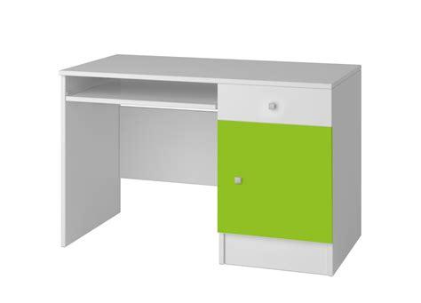 bureau enfant contemporain blanc vert bureau