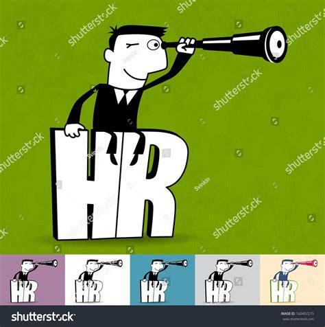 html hr pattern hr business illustration eps 10 animation stock vector