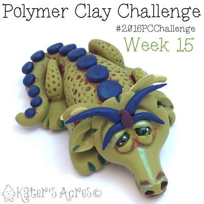 Polymer Clay Challenge Guide | 17 best images about polymer clay challenge on pinterest