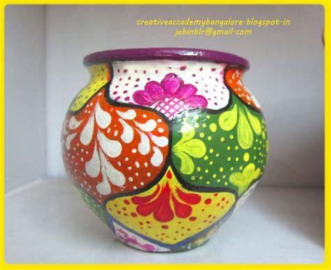 Pot Decoration by Earthen Pot Decoration Ideas Home Decorating Ideas