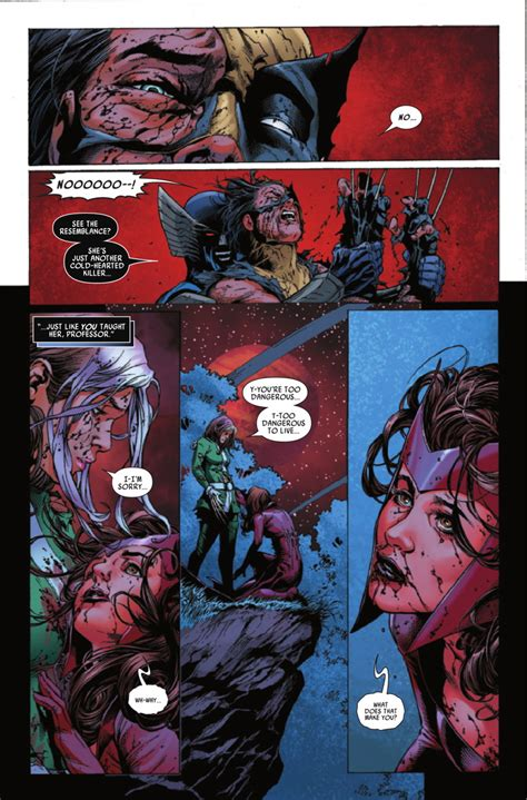 Dead Book Review Rogue By 5 spoiler filled reasons uncanny 14 isn t what it seems