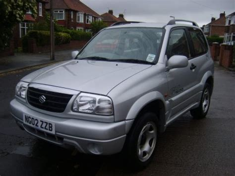 2002 Suzuki Vitara 2002 Suzuki Grand Vitara Information And Photos