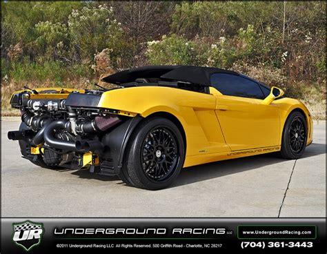 Underground Racing Lamborghini Gallardo Underground Racing Turbo Lamborghini Gallardo World
