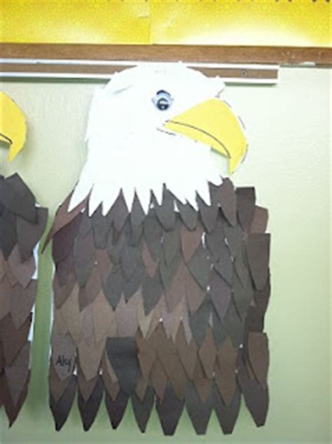 How To Make A Eagle Out Of Paper - eagle essays teaching with style