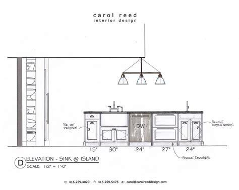 Elevation Of Kitchen Sink Creed Gail S Kitchen Reno Post 2 Customizing Ikea