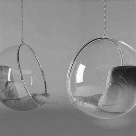 acrylic swing chair swinging times 13 stylish fun indoor swings urbanist
