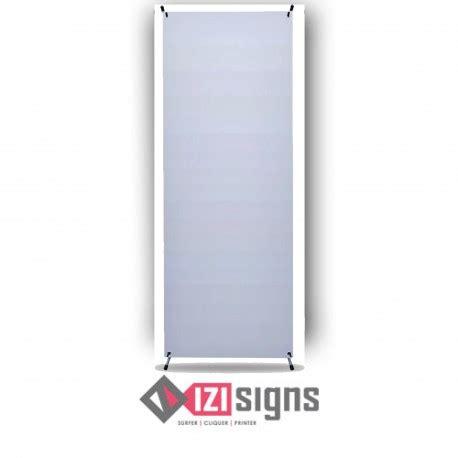 Roll Up Banner 60 X 160 Cm Albatros Laminating Indoor x banner en 60 160 cm avec m 233 dia class 233 au feu prix incroyable