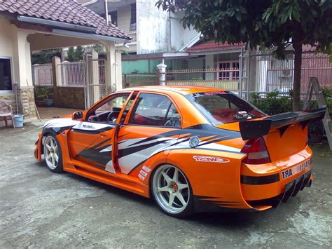 mobil sedan modif indonesia