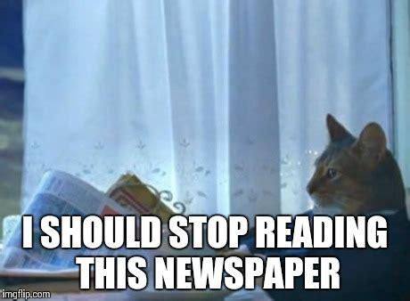 Newspaper Meme Generator - i should buy a boat cat meme imgflip