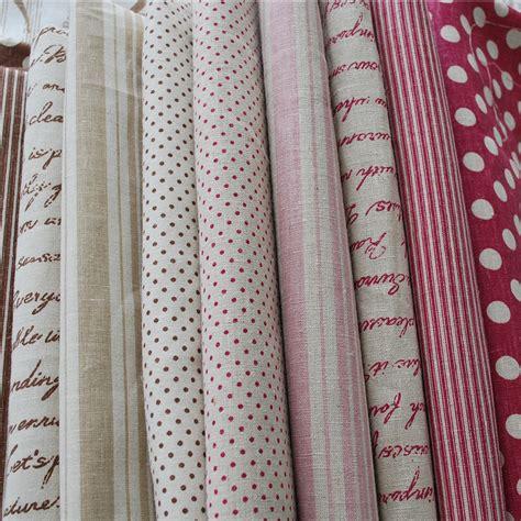 Ebay Patchwork Fabric - linen cotton fabric patchwork polka dots letter stripe ebay