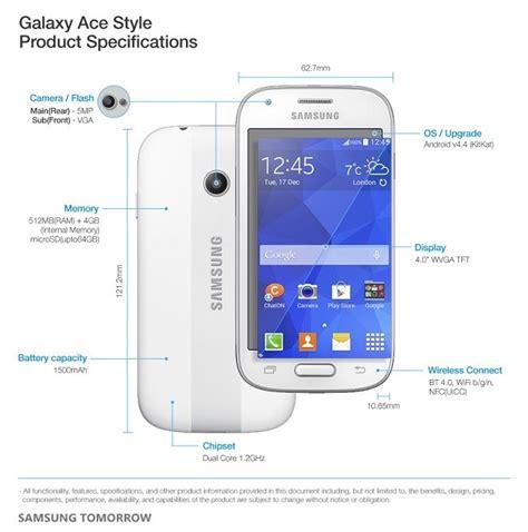 Samsung Ji Ac samsung galaxy ace style toda la informaci 243 n sobre el
