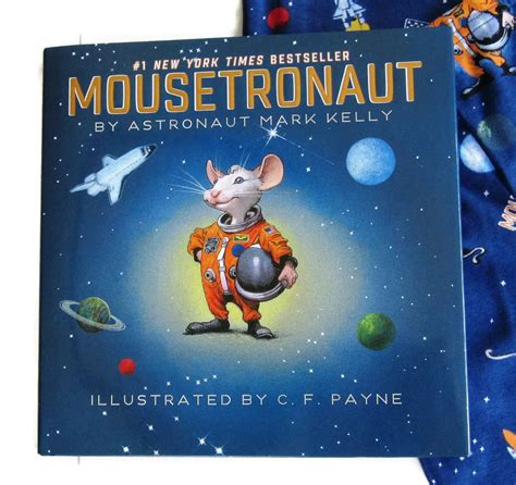 books to bed books to bed mousetronaut little boys astronaut pajamas