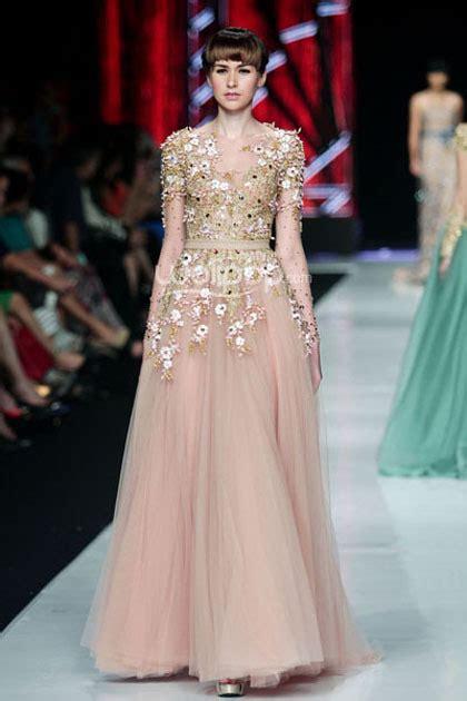Dian Pelangi Dress Cantik Gamis Indian Realpic 15 kebaya modern cantik warna pastel gebeet