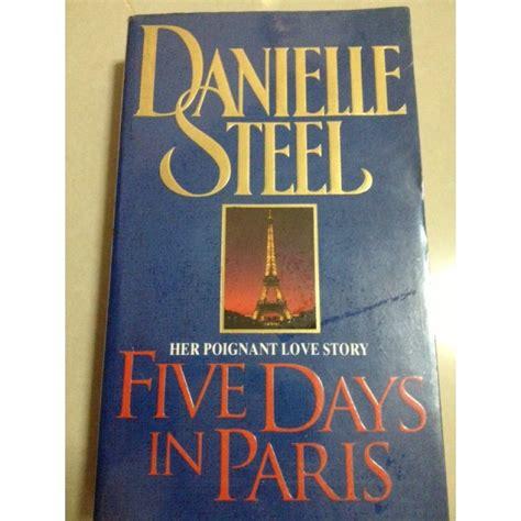 Novel Daniele Steel novel danielle steel five days in