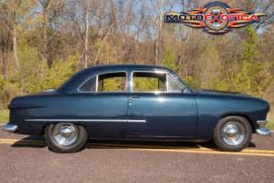 1950 Ford Custom Fully Custom 1950 Quot Shoebox Quot Sedan