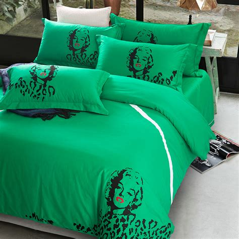 marilyn monroe queen bed set online buy wholesale marilyn monroe bedding set from china