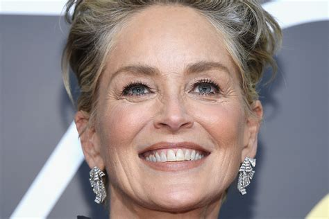 sharon stone reveals her secret to looking so young sharon stone reveal her biggest beauty secrets