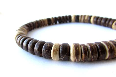 wooden bead bracelets woodgrain s beaded bracelet for hikers of the