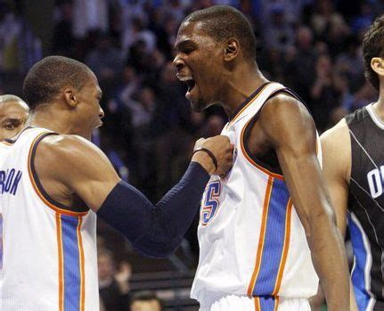 kevin durant bench press durant thunder coach play down westbrook altercation